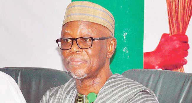 Image result for More blows for Oyegun