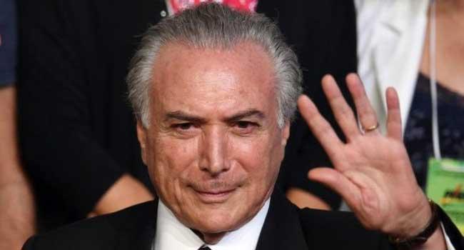 Michel Temer, Brazil President