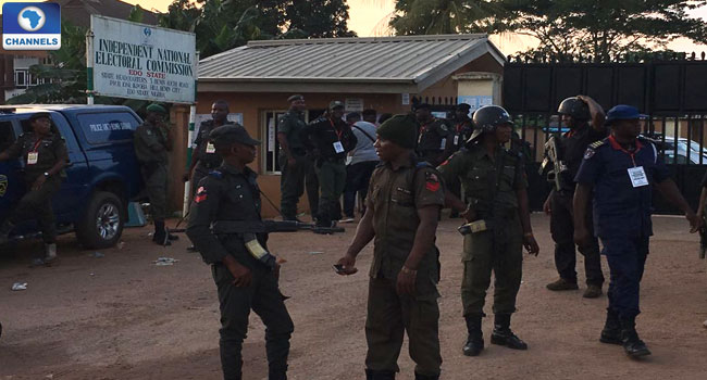 Security-Presence-at-INEC-Office2