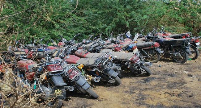boko haram bikes