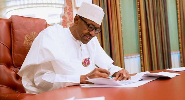 President Buhari Signs NCDC Bill Into Law