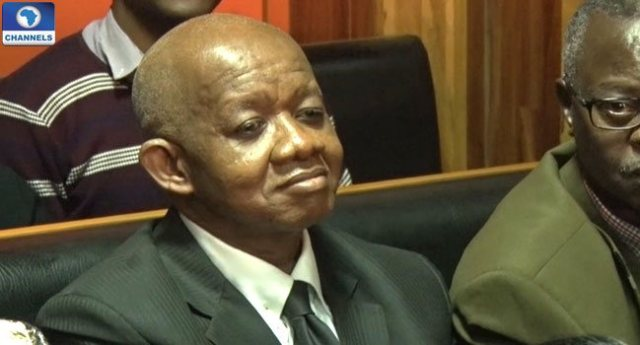 Ademola's Retirement 'Compulsory', Not Voluntarily – NJC