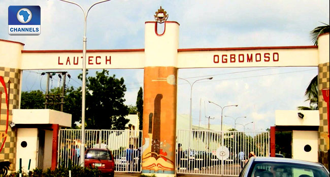 Ladoke Akintola University of Technology is a tertiary institution located in Ogbomoso, Oyo State