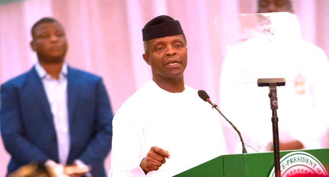 Osinbajo Inaugurates Commission of Inquiry to Probe Human Rights Abuses by Military