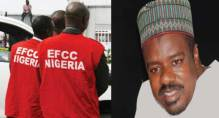 Image result for Money Laundering: Court remands  Jigawa ex-Gov. Turaki in Kuje Prison