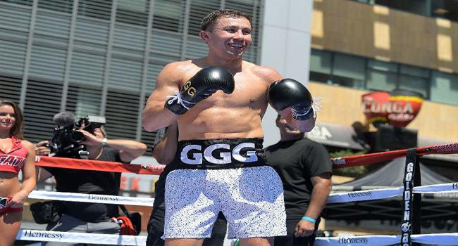 Canelo Alvarez, Gennady Golovkin draw distinction between title fight and Mayweather-McGregor