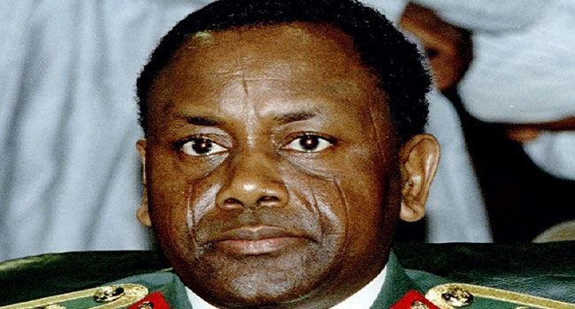 General Sani Abacha was a Nigerian military Head of State in the 1990s