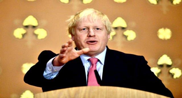Boris Johnson Warns Against Brexit 'Betrayal'