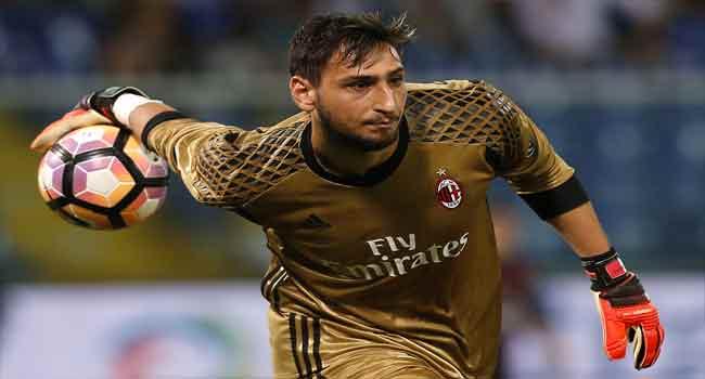 Donnarumma allays Milan exit fears: I'm happy here