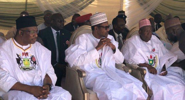 Kano APC Endorses Buhari, Ganduje For Second Term