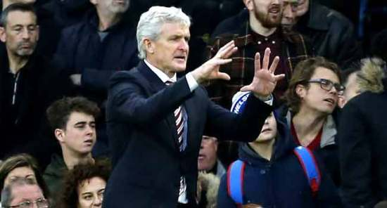 BREAKING: Stoke Fire Mark Hughes After FA Cup Exit