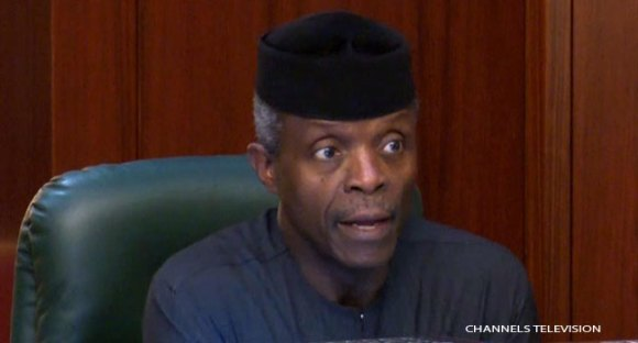 Osinbajo Heads Audit Committee For FG Policies, Programmes And Projects
