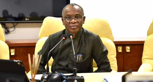 El-Rufai Presents N155bn 2019 Budget To Kaduna Assembly