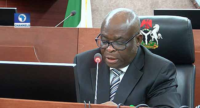 Onnoghen's Trial: PDP Alleges Plot To Rig General Elections