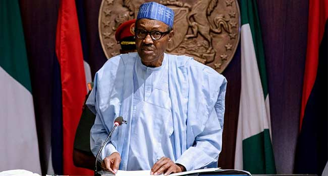 Avoid Hatred And Intolerance, Buhari Tells Nigerians On Democracy Day