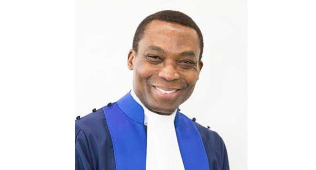 Chile Eboe-Osuji elected ICC president for three years