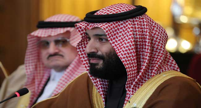 Crown Prince Says Saudi will Develop Nuclear Bomb if Iran Does