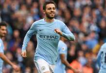 Bernardo Silva Gets Hat Trick As Manchester City Whip Watford 8 0
