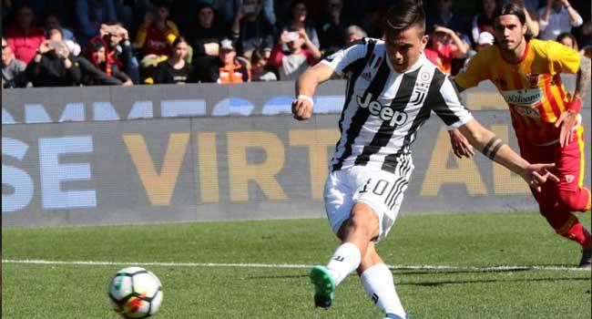 Dybala Hat Trick, Douglas Costa Golazo Lead Juventus By Benevento