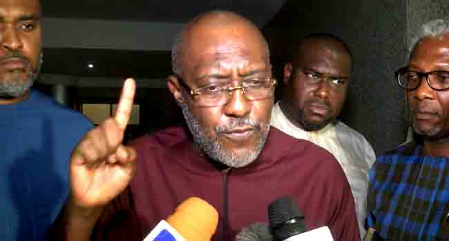 Image result for Jonathan gave me N400m, not Dasuki, Metuh tells court