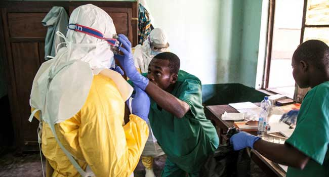 AU Sends Health Team to Evaluate Ebola Outbreak in Africa
