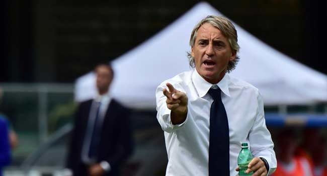 Mancini proud to be Italy coach (2)