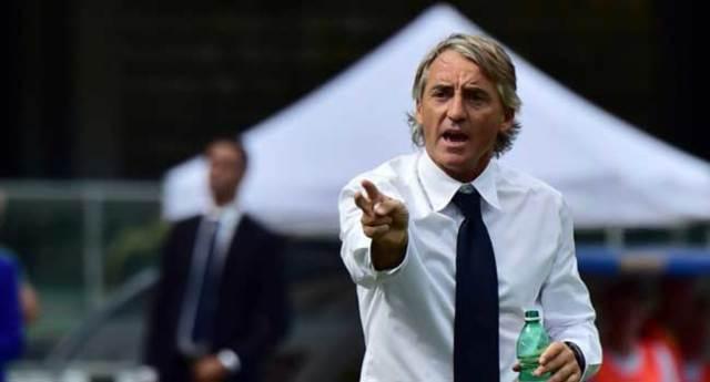 Roberto Mancini wurde zum Italienischen Cheftrainer ernannt