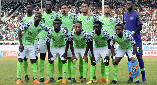 Image result for Gernot Rohr releases final 23 man list to Russia 2018
