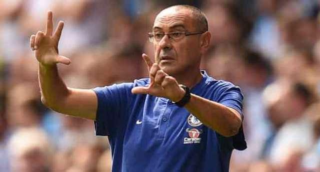 Sarri FoundOut He Was Sacked As Napoli Coach On TV