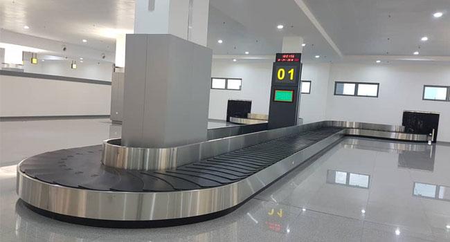 New International Terminal Of the Port Harcourt International Airport