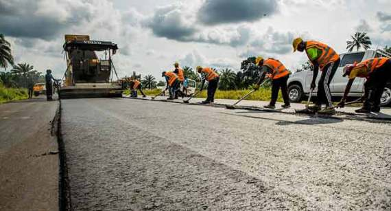 Presidency Shares Pictures Of FG Projects In South East