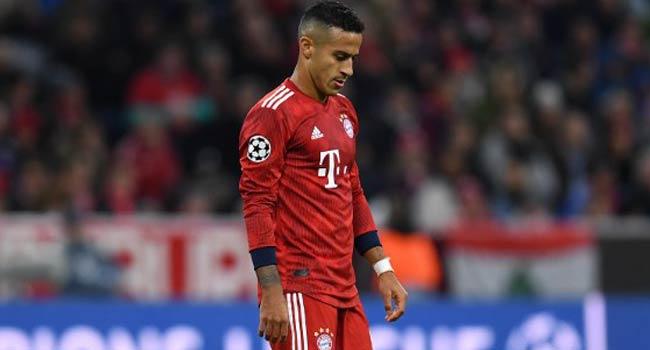 Embattled Bayern Hunt Thiago Replacement