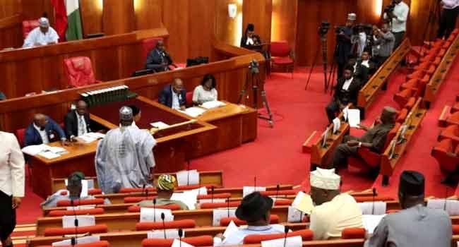 INEC Act, Constitution Amendment Bills Pass First Reading In Senate