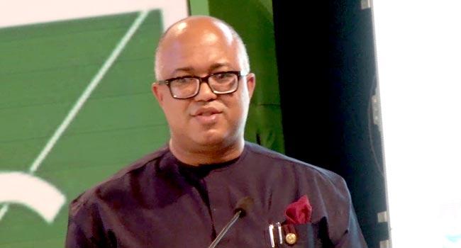 Dr Chikwe Ihekweazu is head of the NCDC