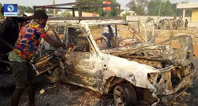Taraba APC Disagrees With PDP Over Attack On Governorship Candidate's Convoy