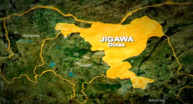 A file photo of a Jigawa map.