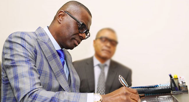 Swearing-In: Salis Is Seeking Relevance After Election Loss, Says Sanwo-Olu