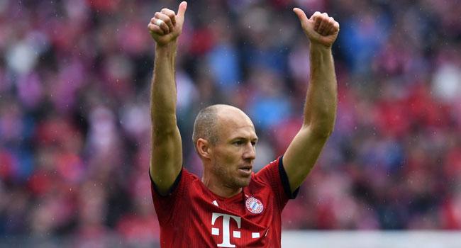Arjen Robben,  Dutch  Legend Retires