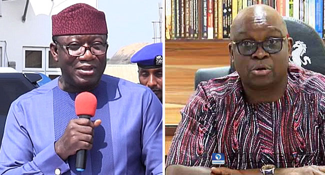 Fayemi Nullifies Employments Made By Fayose Since July 2018