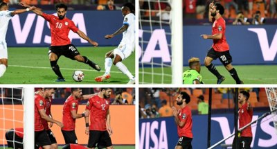 Salah Sends Egypt Into Cup Of Nations Last 16 1