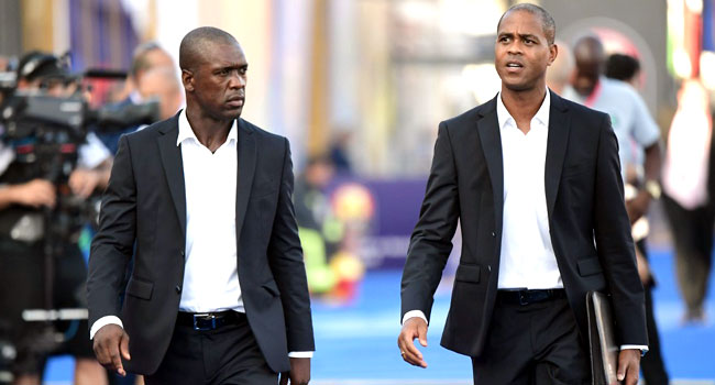 Seedorf, Kluivert Sacked After Cameroon's 'Premature' AFCON Exit