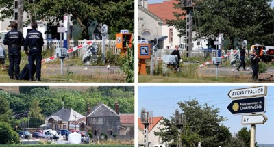 3  Children, Woman Killed In France Train-Car Crash