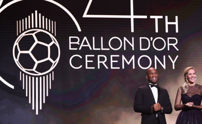 Full List Of 2019 Ballon D Or Winners Channels Television