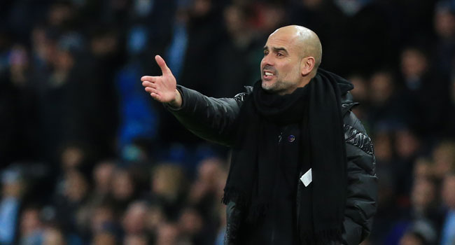 City May Sack Me If I Don't Beat Real, Says Guardiola