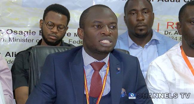 President of National Association of Resident Doctors, Aliyu Sokomba.