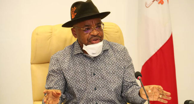 Akwa Ibom state governor Udom Emmanuel