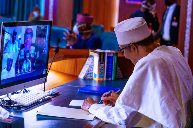 Buhari Governors3