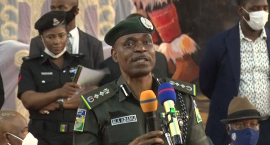 The IGP deploys an intervention, stabilization team to the state of Oyo – television channels
