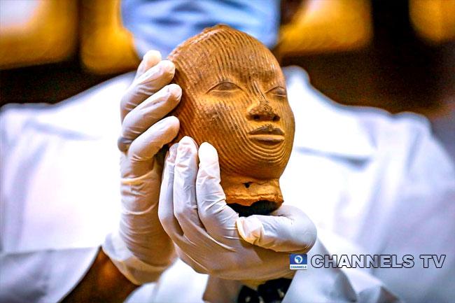 Ife Terracotta Head