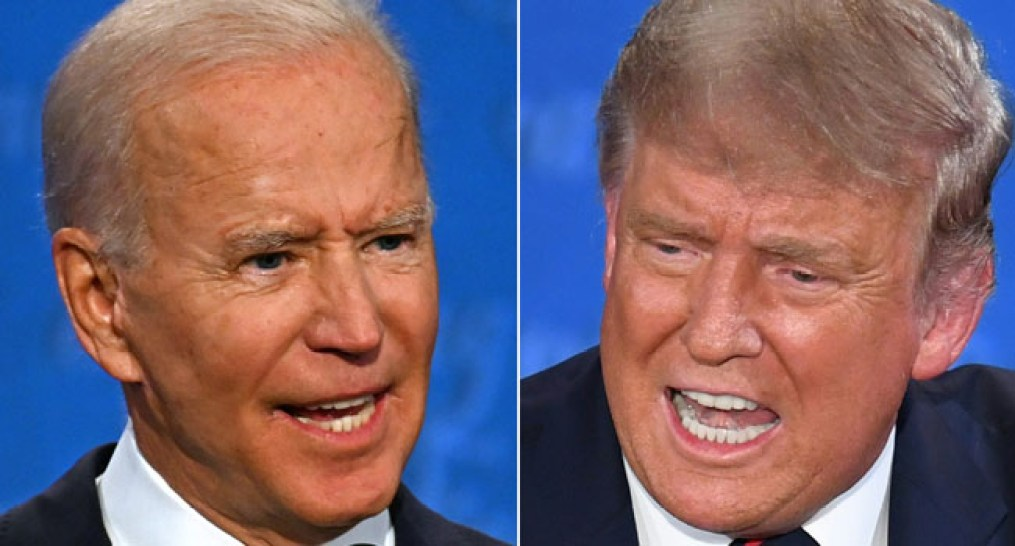 US President-Elect Biden Accuses Trump's Appointees Of Stalling Transition